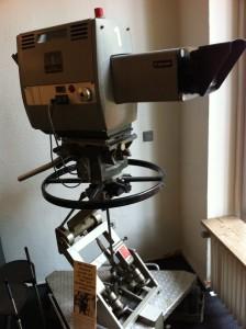 Kamera im Bremer Medienhaus